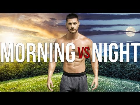 Morning VS Night Work Outs: Which Builds More Muscle?