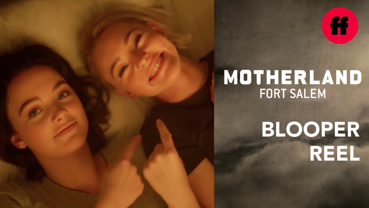 Download Motherland: Fort Salem | Season 1 Blooper Reel | Freeform