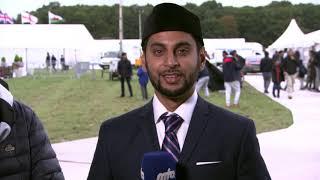 Report of Khuddam Ijtema UK - 22nd September 2018