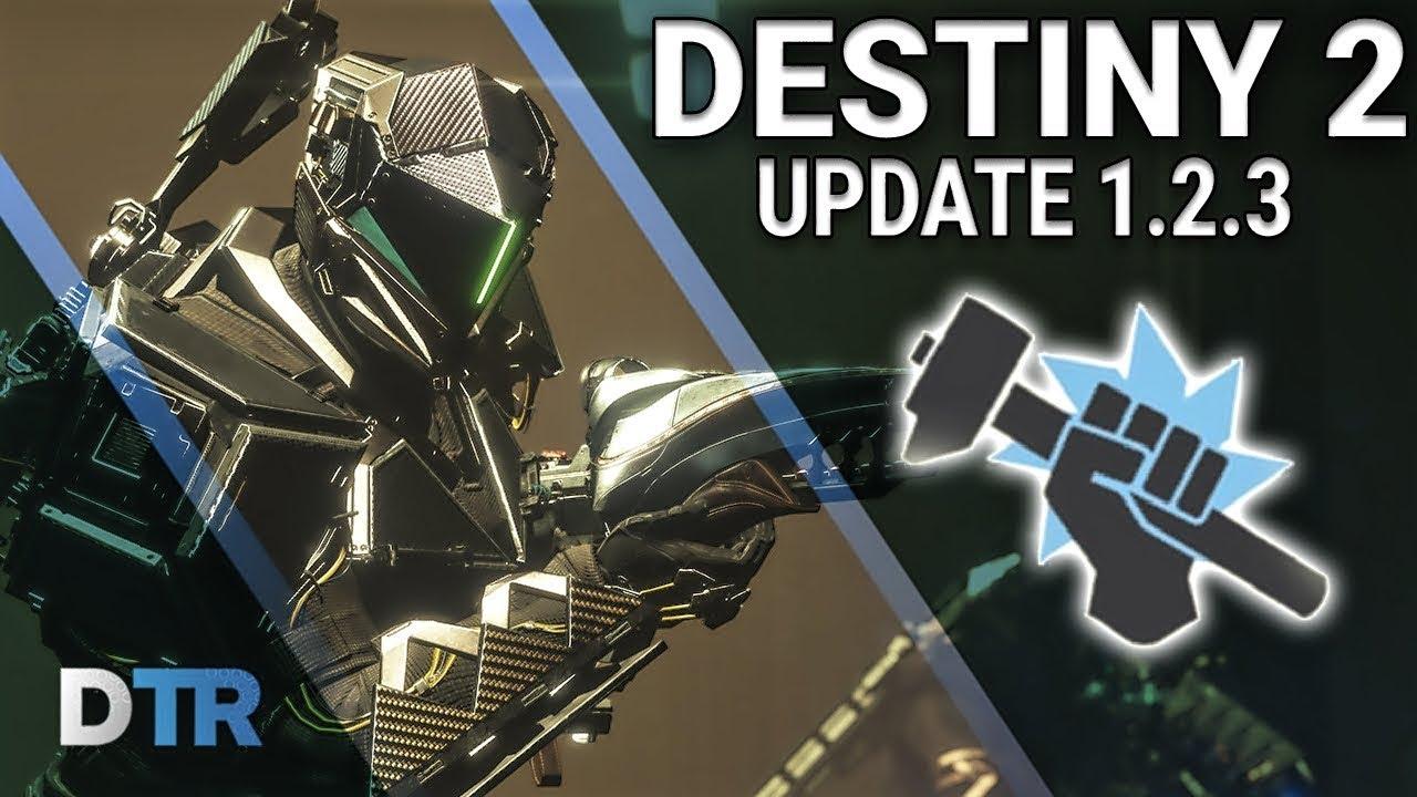 efffcd13222 Destiny 2  Update 1.2.3 Patch Notes (Solstice of Heros