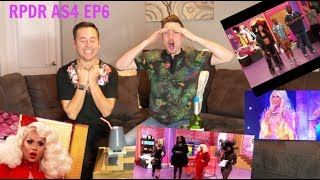 Rupaul's Drag Race All stars season 4 Episode 6 Reaction!
