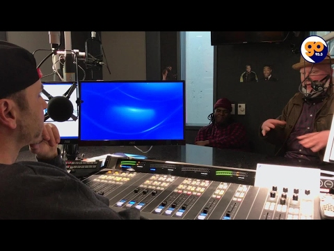 Brother Ali interview with Mr. Peter Parker