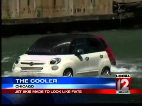 The Cooler: Fiat Floating Cars?