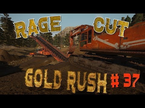 Pine Valley Hard mode Gold rush the game Part 37 The RAGE Cut