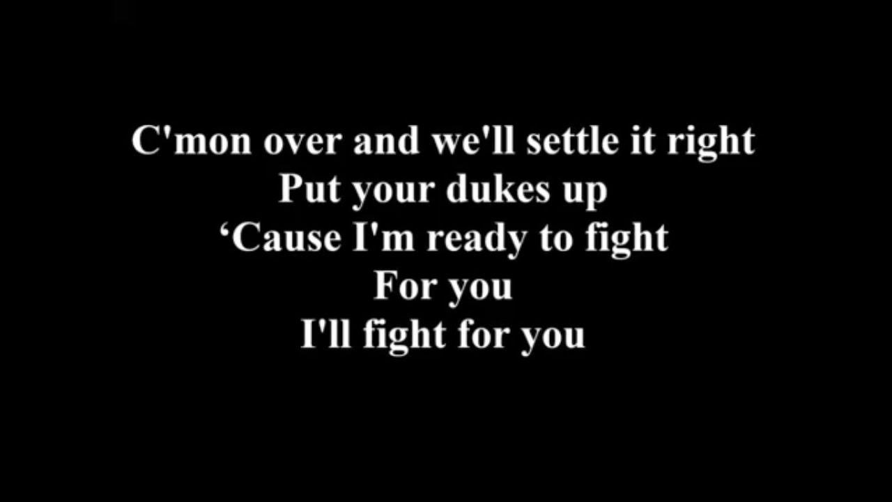 Lyrics Your M Ready Love I For John pwn the