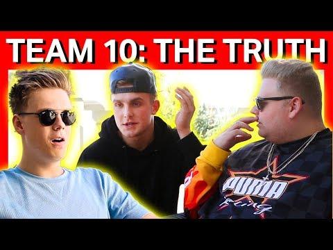 Nick Crompton - JAKE PAUL, TEAM 10 & MARTINEZ TWINS (Honest Interview)