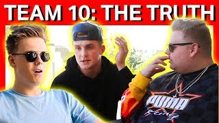 Nick Crompton Jake Paul Team 10 Martinez Twins Honest Interview