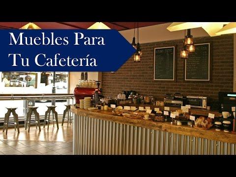 Muebles para cafeteria cursos y capacitacion asurekazani - Muebles cafeteria ...