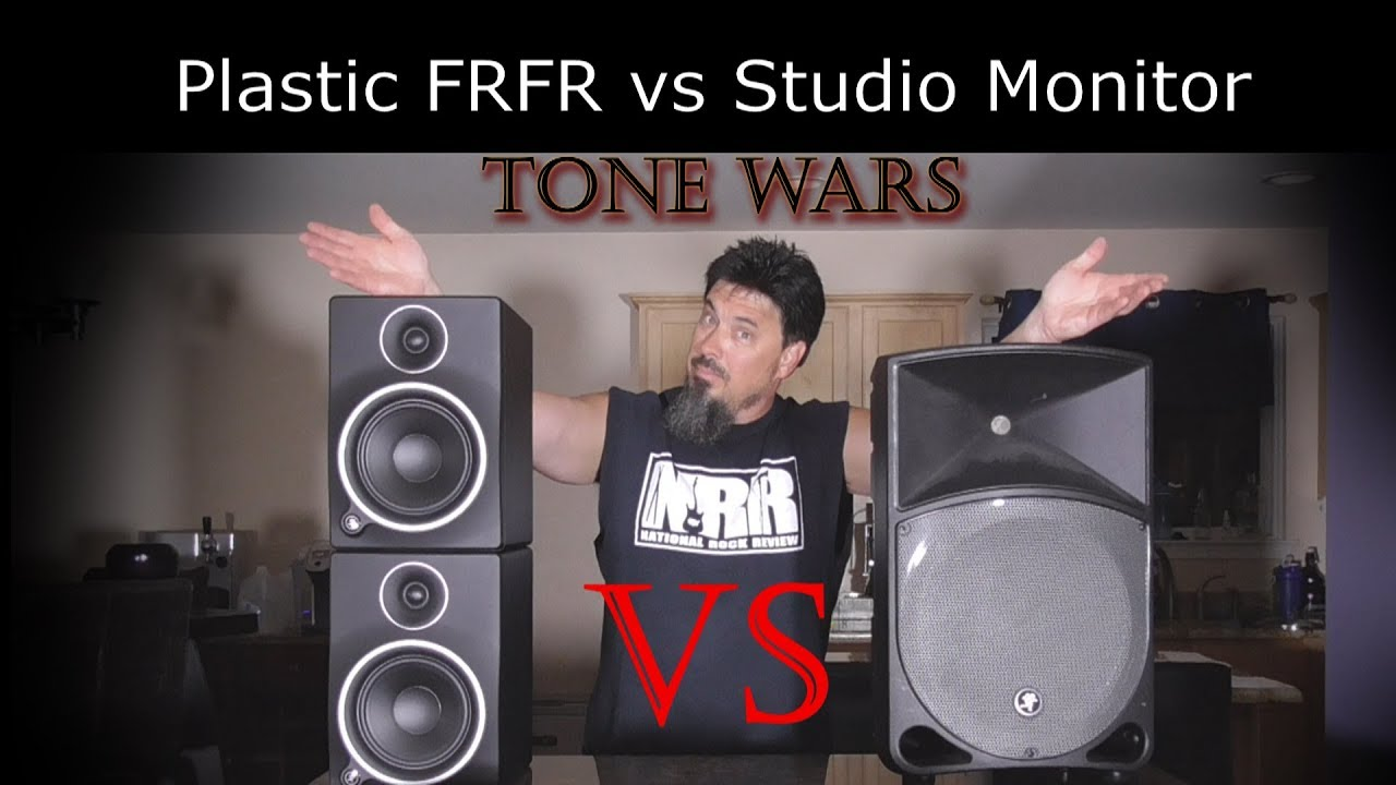 Poly FRFR VS Studio Monitors (Best choice for a tight budget)