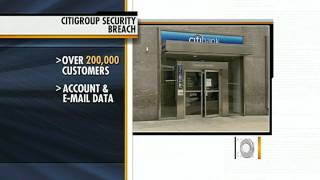 Citi: Hackers accessed bank card data