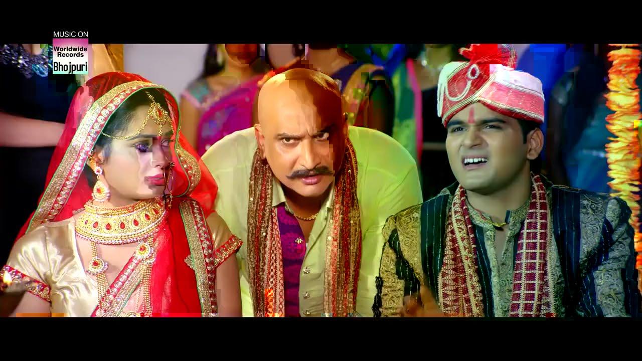 #Arvind Akela Kallu #Ritu Singh   Full Romantic Bhojpuri Video 2020    WWR