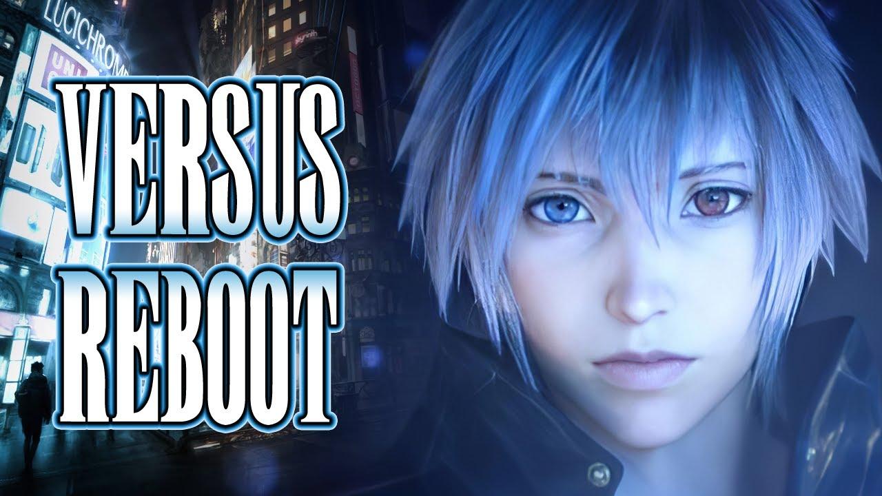 Final Fantasy Versus Xiii Reboot