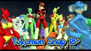 Pokemon Snap 18+
