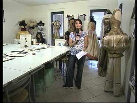 Scuola arte moda sassari part 1 youtube for Scuola moda brescia