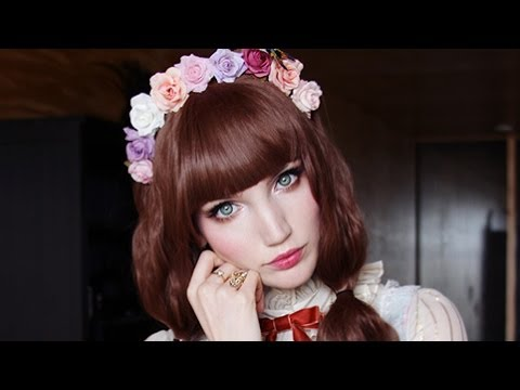 Classic Lolita With A Hint Of Sweet Transformation