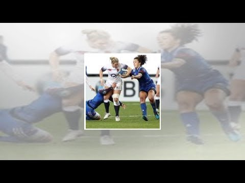 France Women 18-17 England Women: Late try beats Red Roses