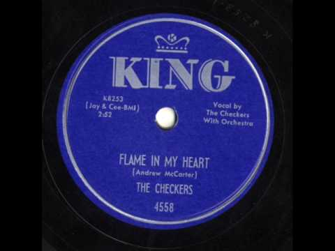 Flame In My Heart by The Checkers