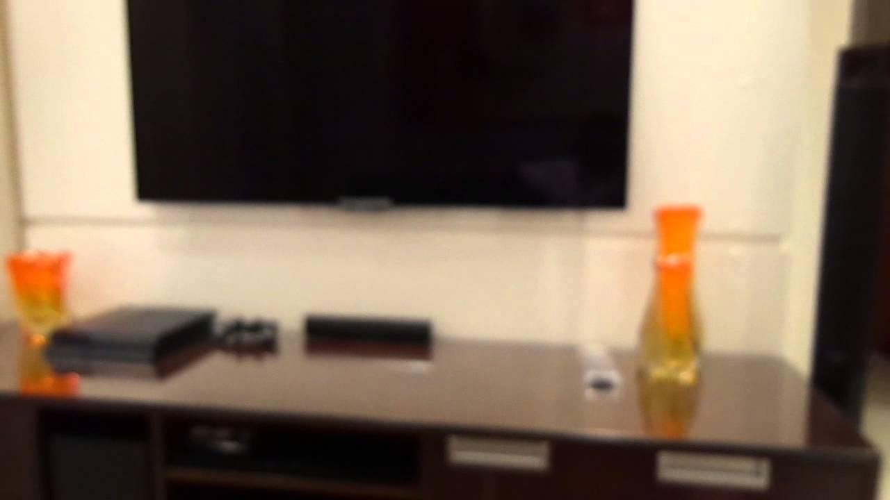 Smart TV 3D LED 55