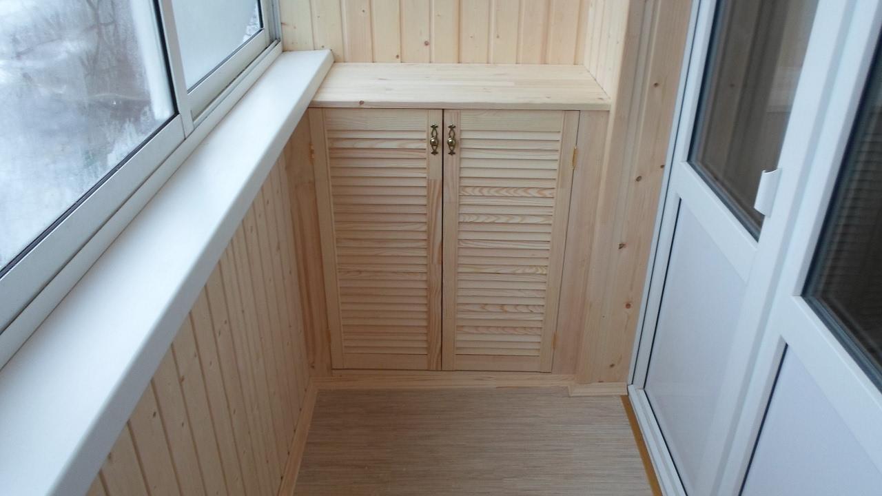 Шкафы с жалюзийными дверцами на балкон в минске! - youtube.