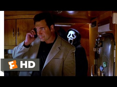 Scream 3 (3/12) Movie CLIP - Back Stabber (2000) HD