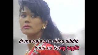 Ala-Ala ng Lumipas karaoke Words & Music by R.Umali karaoke Laser Disc