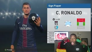 OMG I GOT TOTY RONALDO IN A PACK !!! (PES 2017 PACK OPENING)