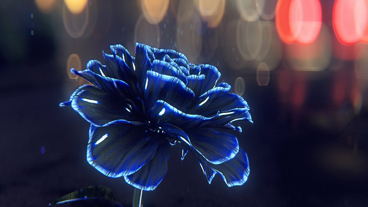 C4d Tutorial Teaser Alien Flower Series Youtube
