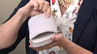 White Mountain Slip-on Sandals - Helium with Jane Treacy