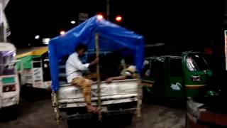 ঈদ যাত্রা : Crazy ride going home : Bangladeshi crazy transport