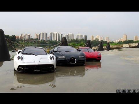 koenigsegg agera r vs bugatti veyron vs pagani huayra vs lamborghini  avantador nfs most wanted