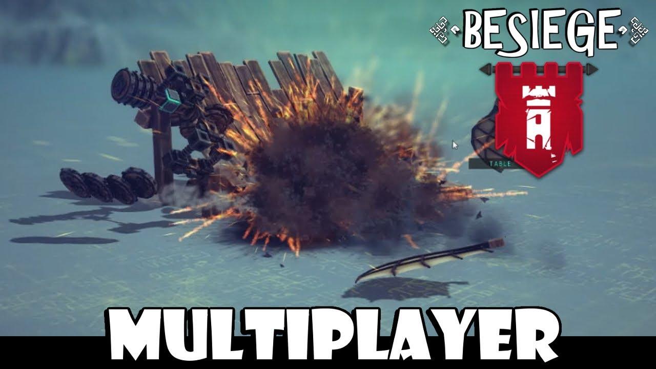 Besiege Multiplayer
