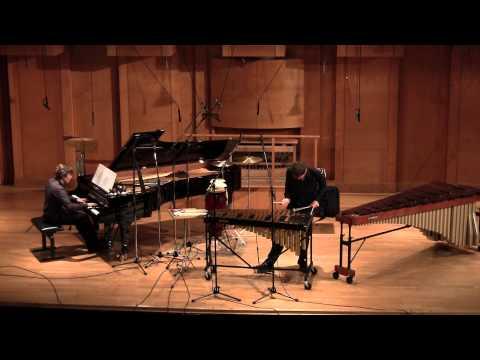 Alexej & Nicolai Gerassimez, Piano & Percussion (privat Rehearsal)