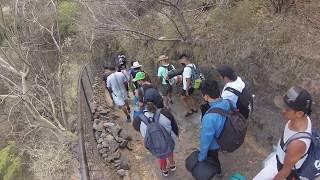 BARRANCRACKS: (1 DE 5) ACAMPADA ISLA NACHOS. RIO VERDE, JALISCO, MX. 02MAY2020.