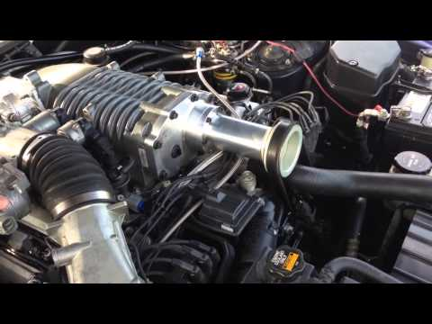Supercharged 92 Lexus sc400 - YouTube