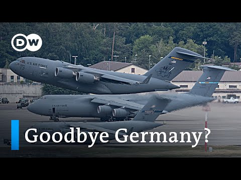 Will the US pull its troops out of Germany? | DW News