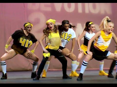 Dance Moms - Black and Yellow - Audio Swap