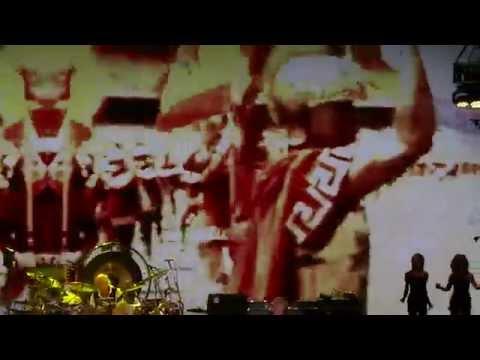 Fleetwood Mac - Tusk Live 2014