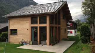 Een houten huis bouwen: heel makkelijk