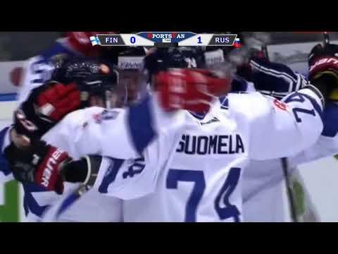 Russia VS. Finland Carlson Hockey Games Live РОССИЯ  & ФИНЛЯНДИЯ ХОККЕЙ  2018