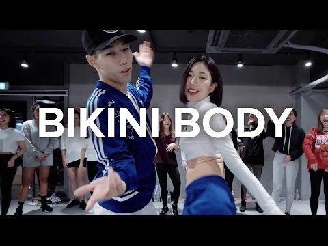 Bikini Body - Dawin ft. R City / Lia Kim & Koosung Jung Choreography