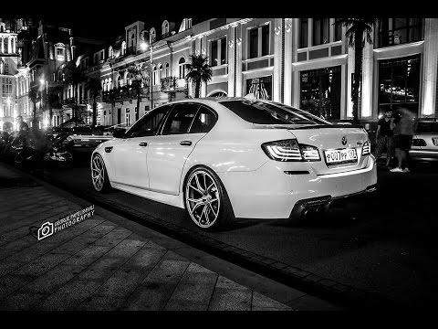BMW F10 M5 760 hp Test Drive  4.4 bi turbo