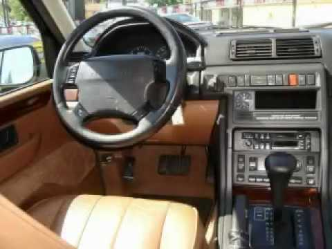 Pre Owned 1996 Land Rover Range Rover Seattle Wa Youtube