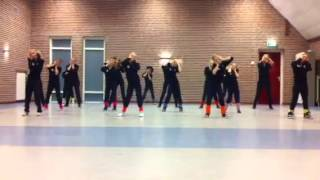 Sinterklaas wil dansen (DanzaNiños & Inpetto)