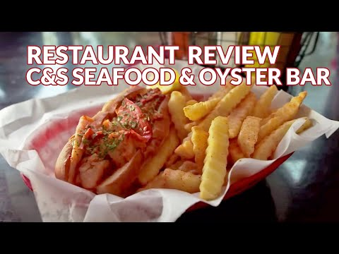 Restaurant Review - C&S Seafood And Oyster Bar | Atlanta Eats