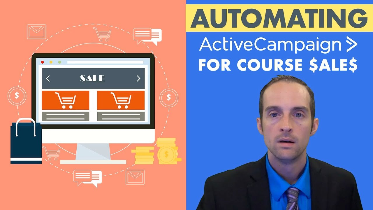 How to Automate ActiveCampaign Email Marketing for Course Sales on Thinkific with Free Enrollments