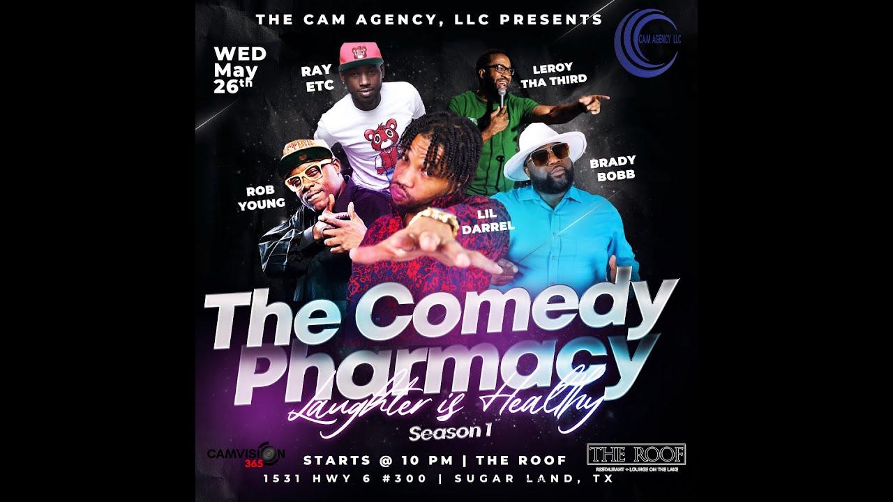 The Comedy Pharmacy Promo