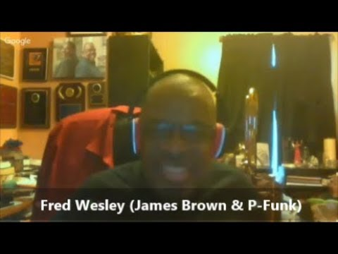 """TRUTH IN RHYTHM"" - Fred Wesley (James Brown & P-Funk)"
