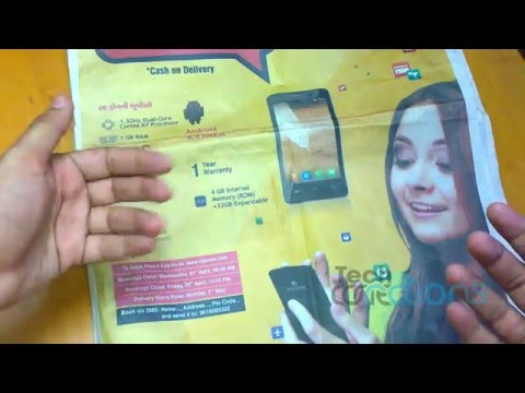 How To Book or Buy or Register Docoss X1 Mobile?