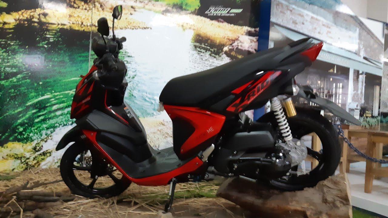 Yamaha X Ride 125 2019 Extreme Terjang Segala Medan