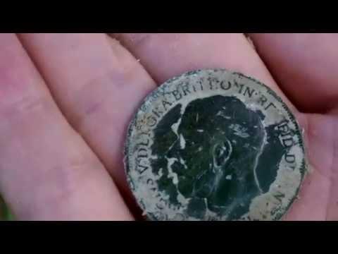 Dig (5) Metal detecting Kent Tiny Saxon Silver Treasure + more